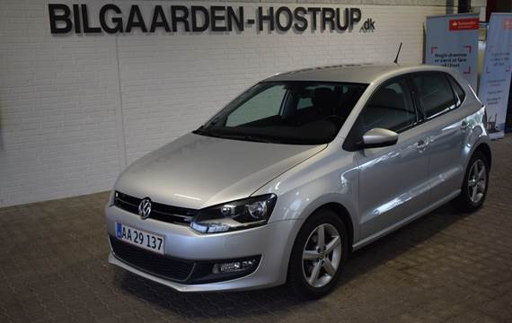 VW Polo TDi 90 Highline BMT 1,6