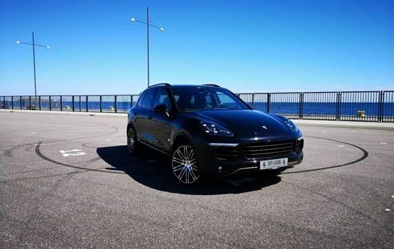 Porsche Cayenne S E-Hybrid Tiptr. 3,0