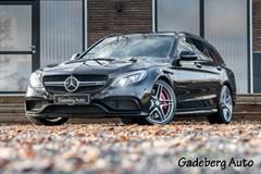 Mercedes C63 AMG S stc. aut. 4,0