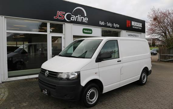 VW Transporter TDi 84 Eco-light kort 2,0