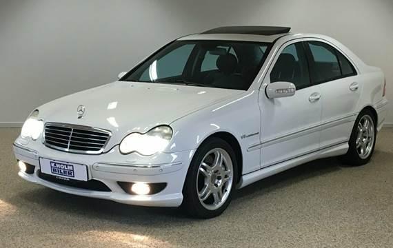 Mercedes C32 AMG aut. 3,2
