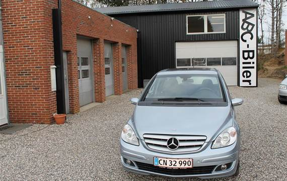 Mercedes B180 d CDI BlueEfficiency  6g Aut. 1,8