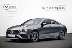 Mercedes CLA200 Advantage AMG aut. 1,3