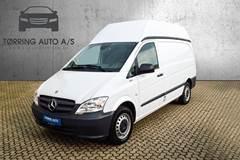 Mercedes Vito 113 CDi Kassevogn XHL 2,2