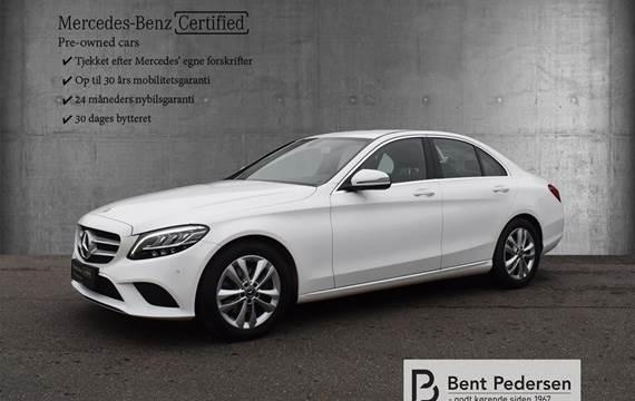Mercedes C200 200  Bluetec Business  9g Aut. 1,5