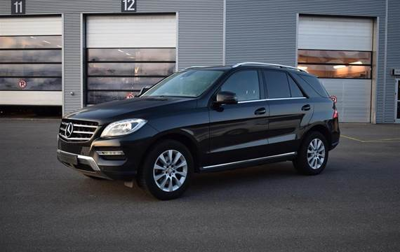 Mercedes ML350 350  Bluetec 4-Matic 7G-Tronic Plus  5d 7g Aut. 3,0