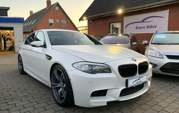 BMW M5 aut. 4,4