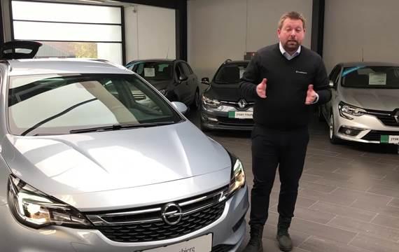Opel Astra CDTi 110 Dynamic ST 1,6