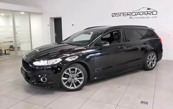 Ford Mondeo EcoBoost ST-Line stc. aut. 1,5