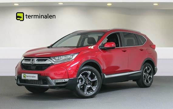 Honda CR-V VTEC Turbo Lifestyle CVT AWD 1,5