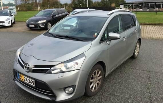Toyota Sportsvan D-4D T2 Touch 2,0