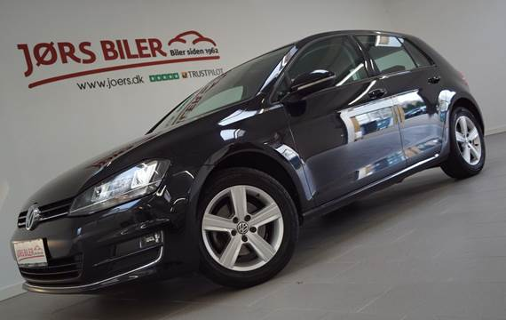 VW Golf VII TSi 125 Highline 1,4
