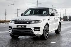 Land Rover Range Rover sport SCV8 Autobiography Dynamic aut 5,0