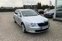 Skoda Superb TDi 170 Ambition Combi DSG 2,0