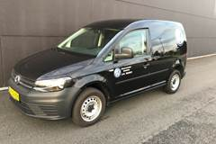 VW Caddy TDi 102 DSG Van 2,0