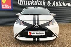 Toyota Aygo VVT-i x-play Touch 1,0