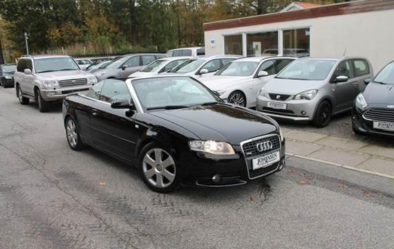Audi A4 Cabriolet quattro 3,0