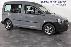 VW Caddy TDi 102 Trendline DSG BMT 1,6