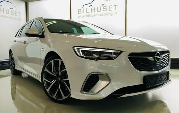 Opel Insignia T 260 GSi ST aut. 4x4 2,0