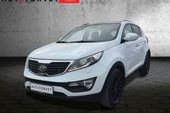 Kia Sportage CRDi 115 Exclusive 1,7