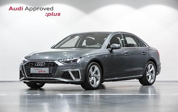 Audi A4 TFSi S-line+ S-tr.