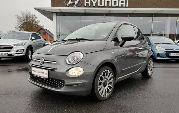 Fiat 500 TwinAir 80 Summer Edition 0,9