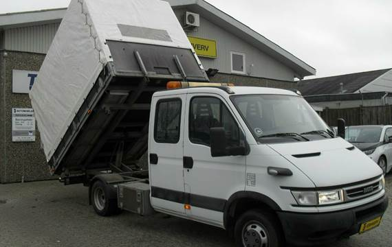 Iveco Daily 35C17 3750mm Lad 3,0