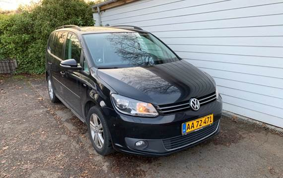 VW Touran TDi 105 Match DSG BMT Van 1,6