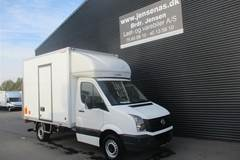 VW Crafter 2.0 TDI 163 CHASSIS M/DK LAD AK.AFST. 3665 2,0