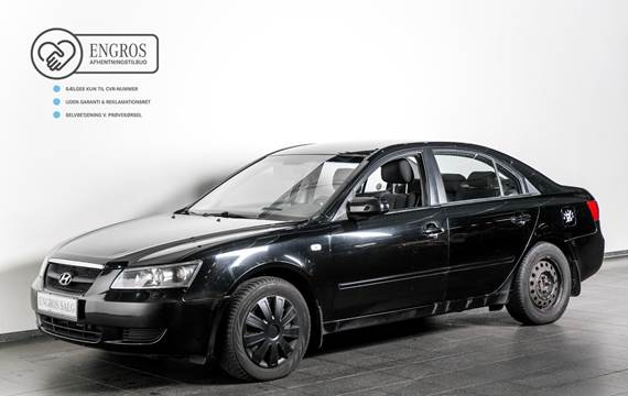 Hyundai Sonata GLS 2,0