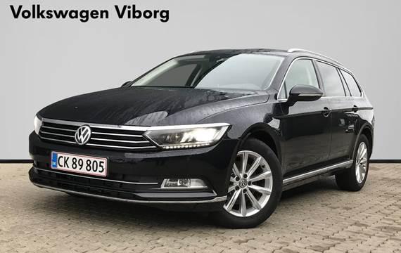 VW Passat TSi 150 Highl. Prem. Vari. DSG 1,5