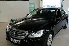 Mercedes E200 BlueTEC aut. 2,2