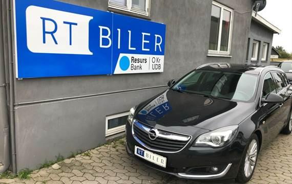 Opel Insignia CDTi 170 Cosmo ST 2,0