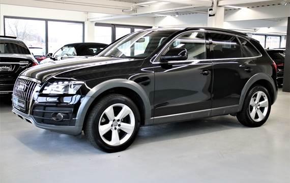Audi Q5 TDi 240 quattro S-tr. 3,0