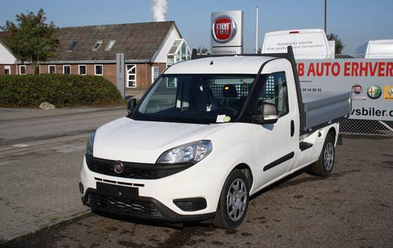 Fiat Doblò MJT 105 Work Up 1,6