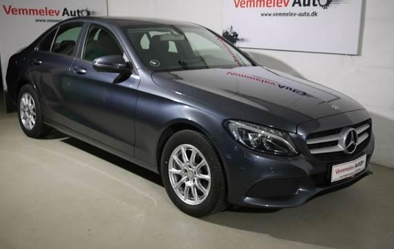 Mercedes C220 d 2,2 aut.