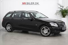 Mercedes C200 CDi stc. aut. BE 2,2