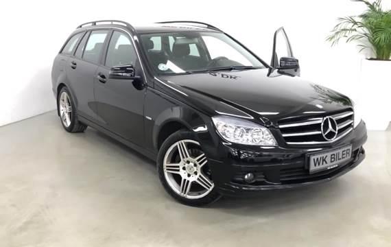 Mercedes C200 CDi stc. aut. BE 2,2