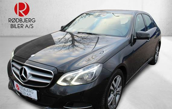 Mercedes E250 BlueTEC aut. 2,2