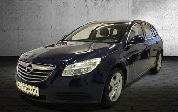 Opel Insignia CDTi 130 Edition ST 2,0