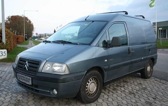 Citroën Jumpy HDi 110 2,0