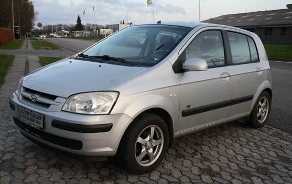 Hyundai Getz CRDi GL 1,5