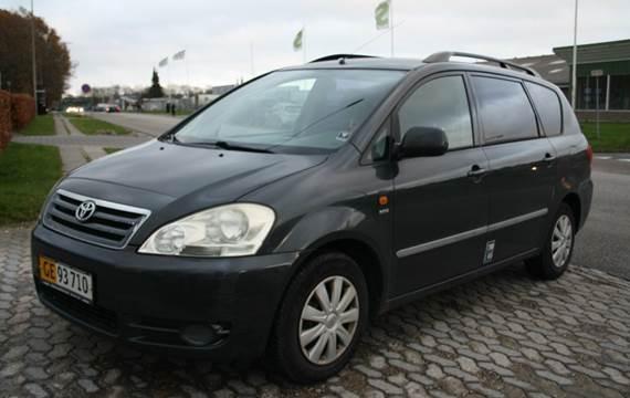 Toyota Sportsvan VVT-i aut. 2,0