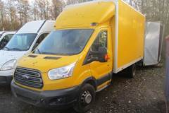 Ford Transit 2.2 TDCi () Chassis RWD Man 2,2