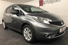 Nissan Note Acenta Plus Tech Pack CVT  5d Trinl. Gear 1,2