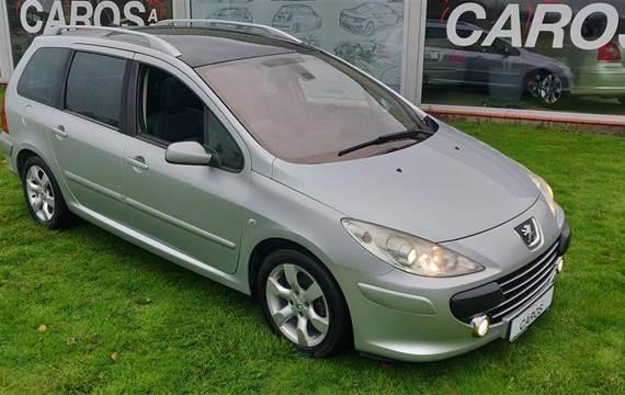 Peugeot 307 HDI Griffe  Van Aut. 2,0