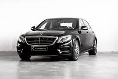 Mercedes S500 aut. 4-M lang 4,7