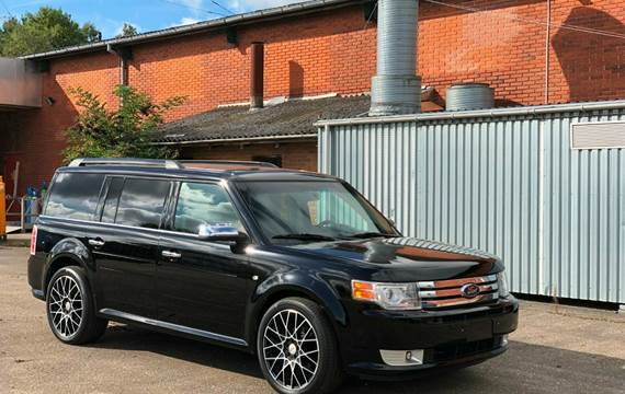 Ford Flex 3,5 V6 Limited aut. 4WD