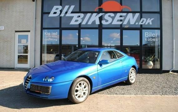 Alfa Romeo GTV JTS 2,0