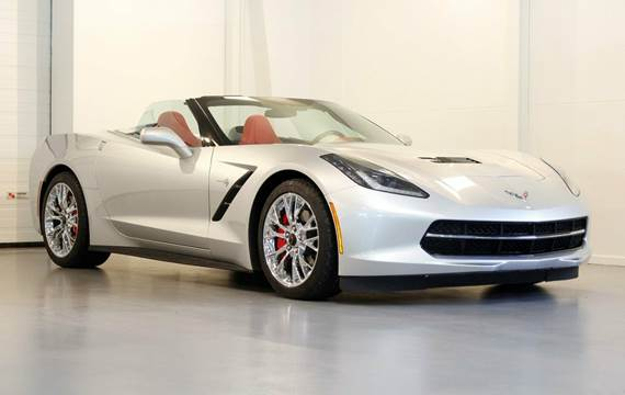 Chevrolet Corvette Convertible Stingray aut. 6,2